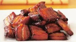 Char Siu Belly Pork Diced